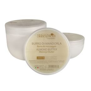 Burro di Mandorle in vaso da 200ml