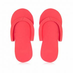 Ciabattine monouso rosse – Conf. 24 paia