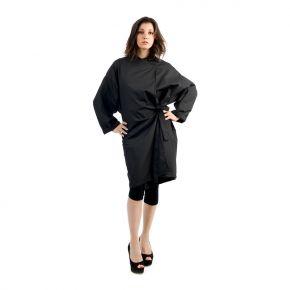 Kimono cliente tessuto candeggiabile, 35% cotone, 65% poliestere - taglia unica