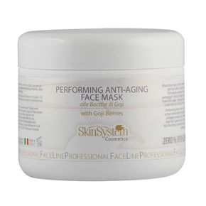 Performing Anti-Aging Face Maskalle bacche di Goji SkinSystem 1030020064 - Vaso 250ml