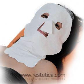 maschere monouso trattamento viso