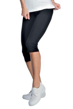 Leggings jersey nero 97% cotone