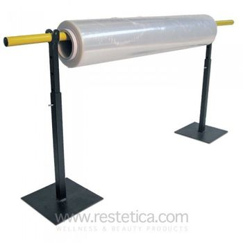 ROLL Dispenser for Tanning Roll