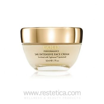 Crema viso con molecole d'oro 24K e Tightenex - 50 ml