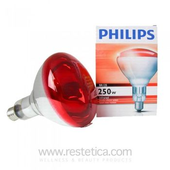 Infrared Bulb Philips 250W