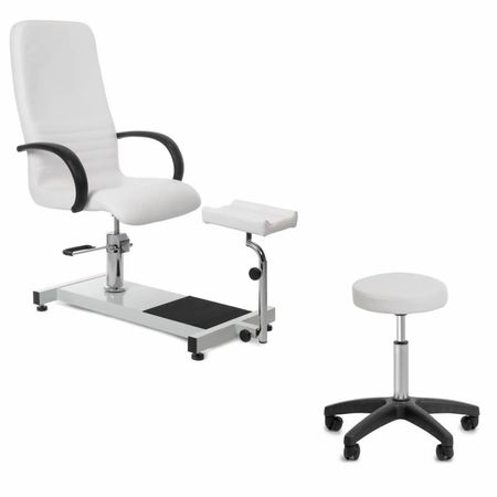 Set pedicure/chair with stool