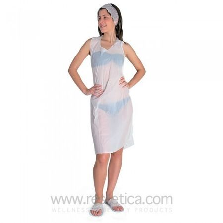 Apron for Beauty Centres in POLYETHYLENE