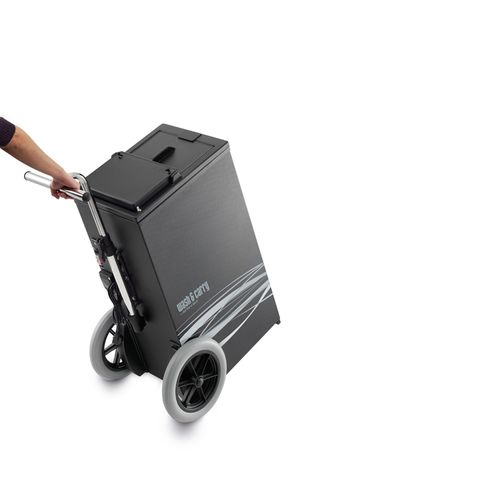 Portable Wash & Carry hair and wash station for home delivery