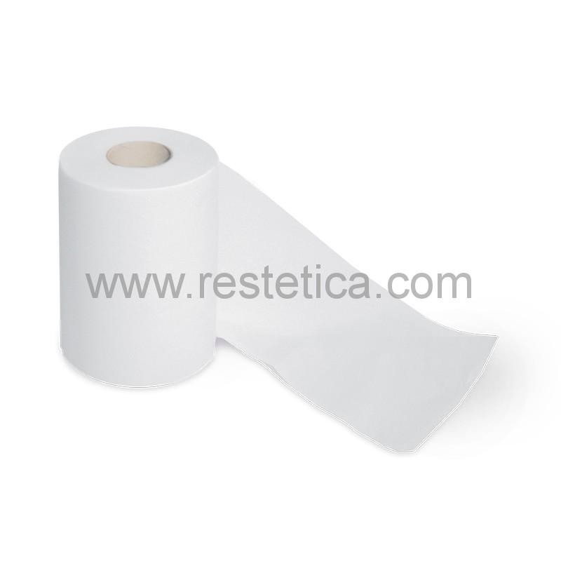 Rotolo asciugamano in pura cellulosa molto assorbente e resistente 60 metri - confezione da 1 rotolo