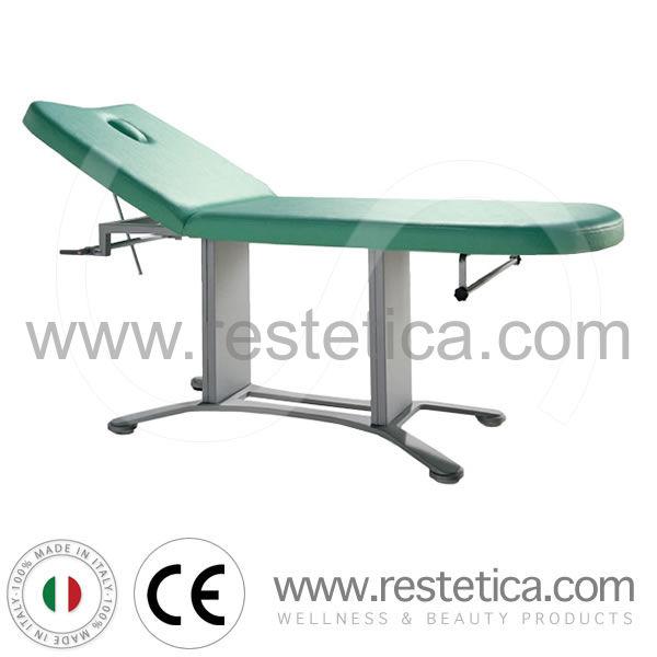 Lettino Massaggi Fisso Polifunzionale Per Fisioterapisti Medici