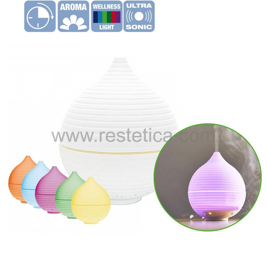 Diffusore effusore nebulizzatore di aromi per ambiente con for Diffusore aromi ikea