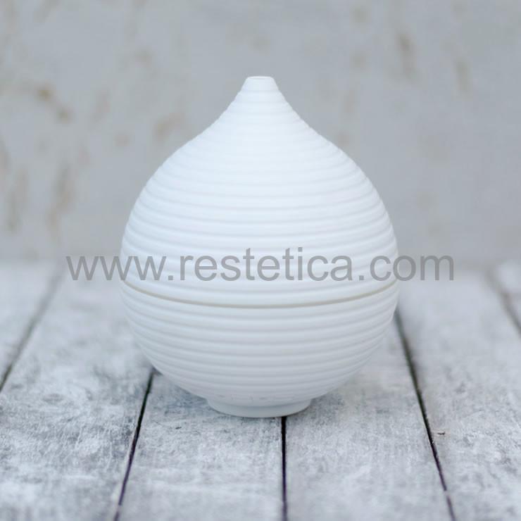 Diffusore effusore nebulizzatore di aromi per ambiente con 5 cambi di colore LED + timer ideale per olii essenziali