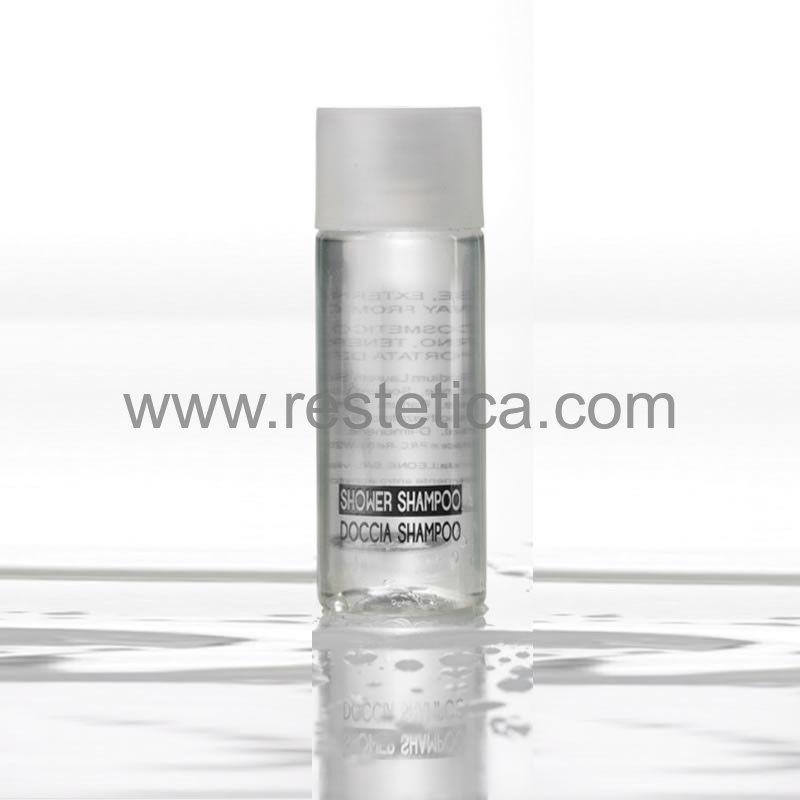 Bagnodoccia shampoo anonimo flacone da 30ml monodose  - Confezione 10pz