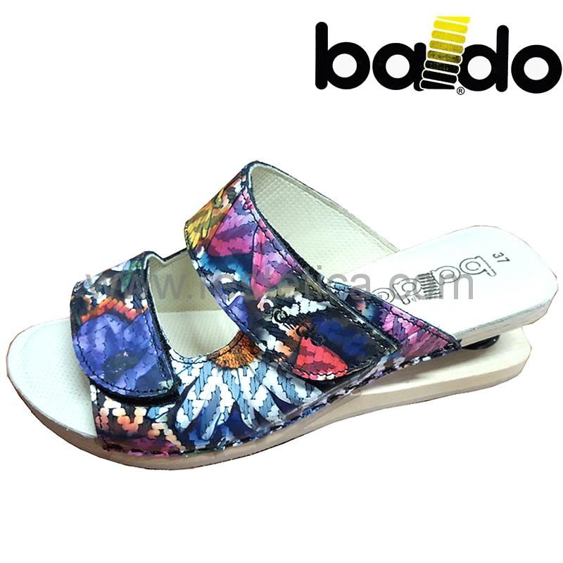 Clogs Baldo Italy with springs 22/03SCAflex fantasy