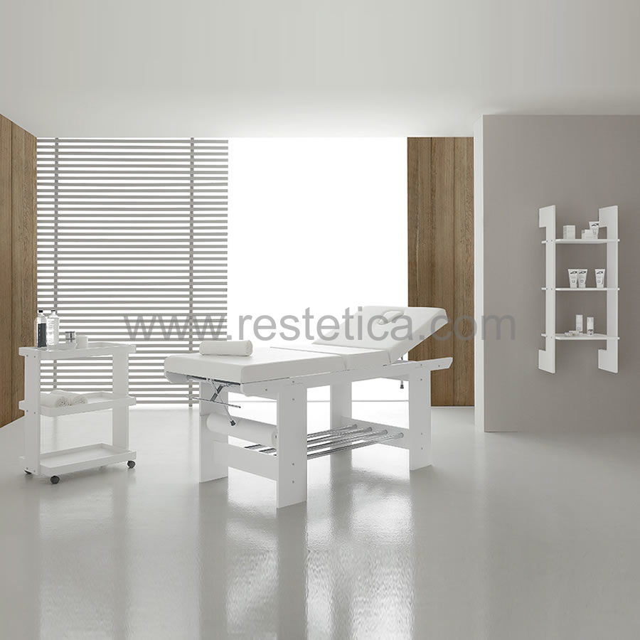 Complete Furnishings for Cabin Aesthetic Treatments White cod. REV10