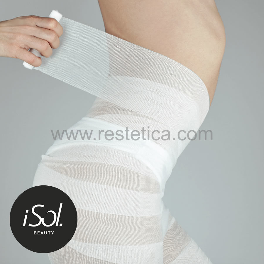Bandages iSol Slim Reducing - 2 disposable wraps ISO.BE.120