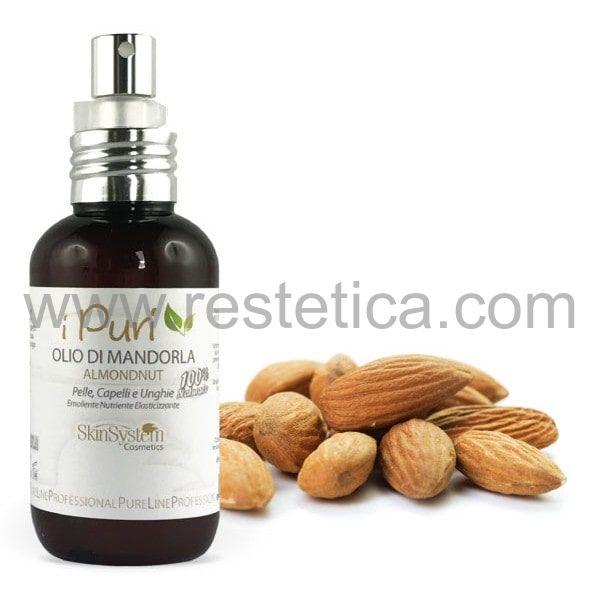 I Puri-Olio Di Mandorla SkinSystem I Puri 0040020061 - Flacone 100 ml