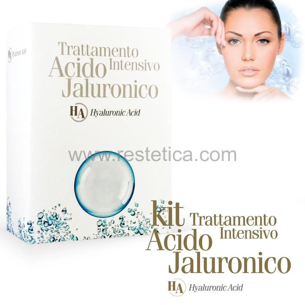 KIT TRATTAMENTO INTENSIVO ACIDO JALURONICO SkinSystem 1030020072