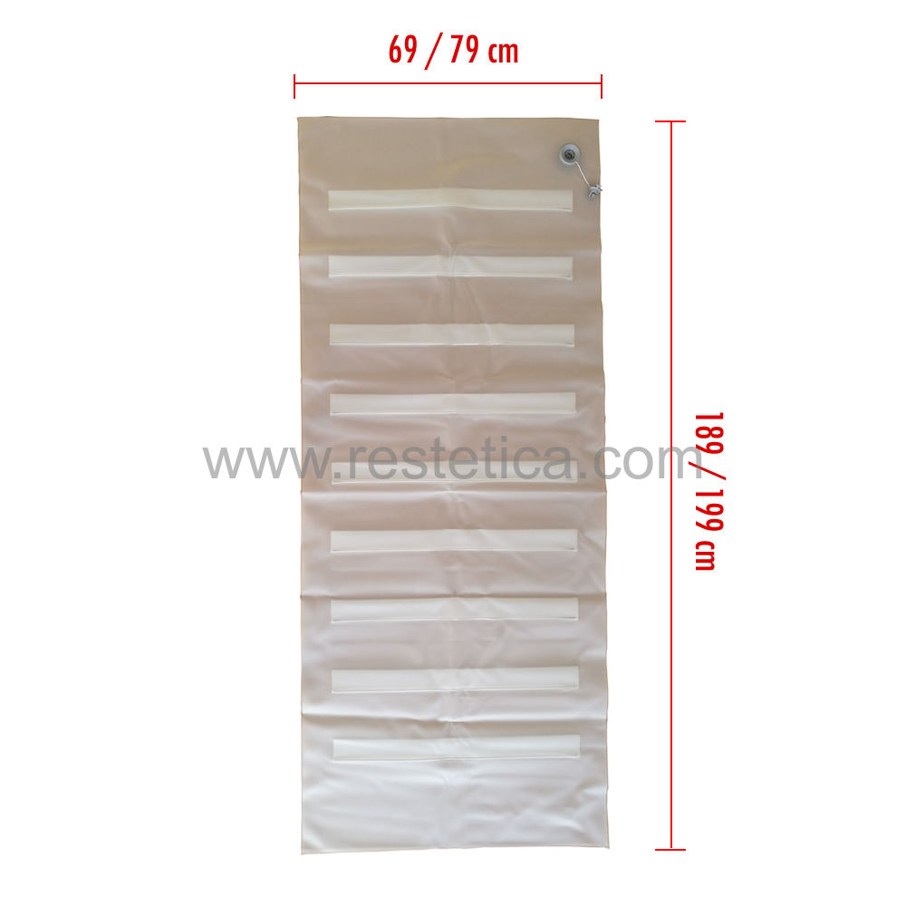 Water mattress for thermal bed ideal as replacement in case of breakage or punctures