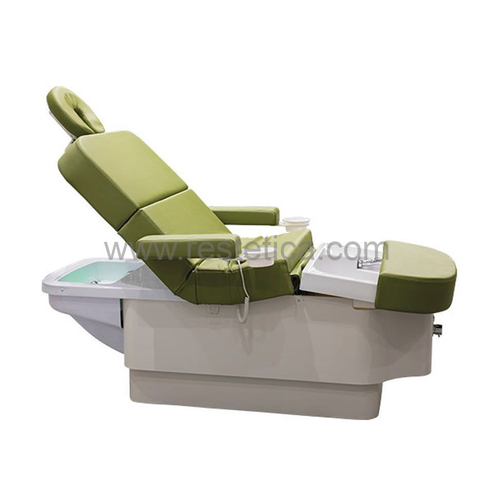 Total Body by Nilo Multifunctional bed for face, body and hair treatments Cod. N9025