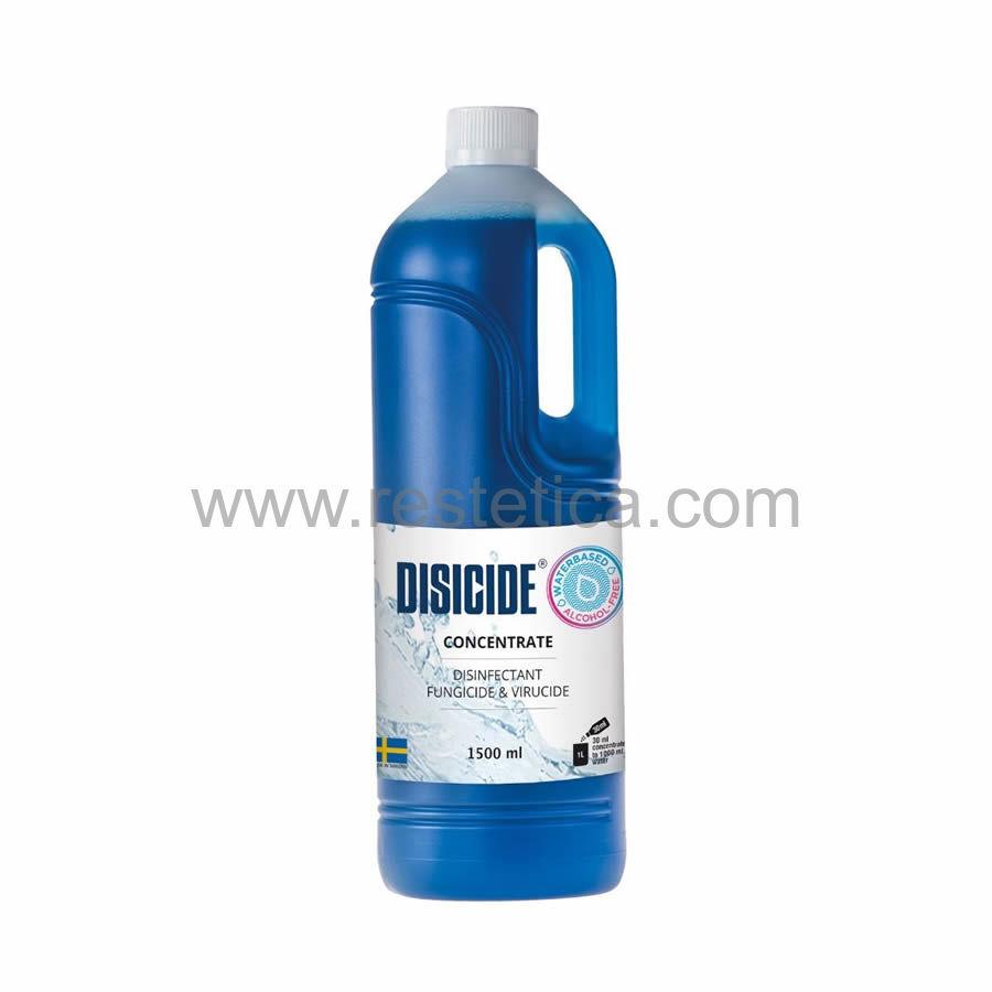 Disinfettante Disicide fungicida e virucida per strumenti e attrezzi professionali da 1500ml