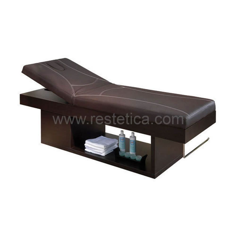 Professional rectangular multi-function treatment bed Harmony by Nilo Cod. N92593