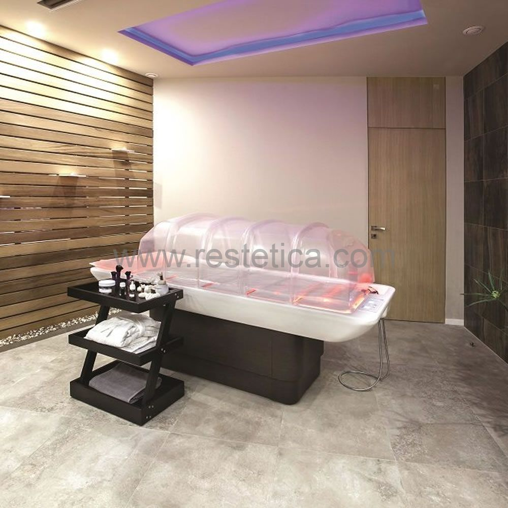 Multifunctional table Wet Table for SPA treatments Cod. N9020