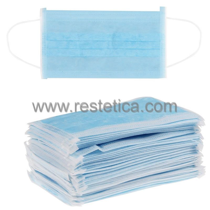 SURGICAL MASK with ELASTICS
