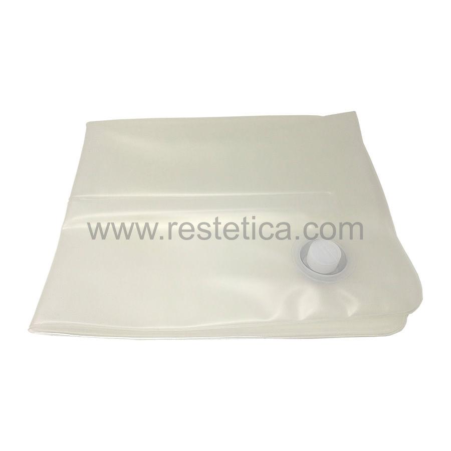 Ricambio materassino per lettino ad acqua - 1 settore indipendente misura 74x76xh6,5 cm