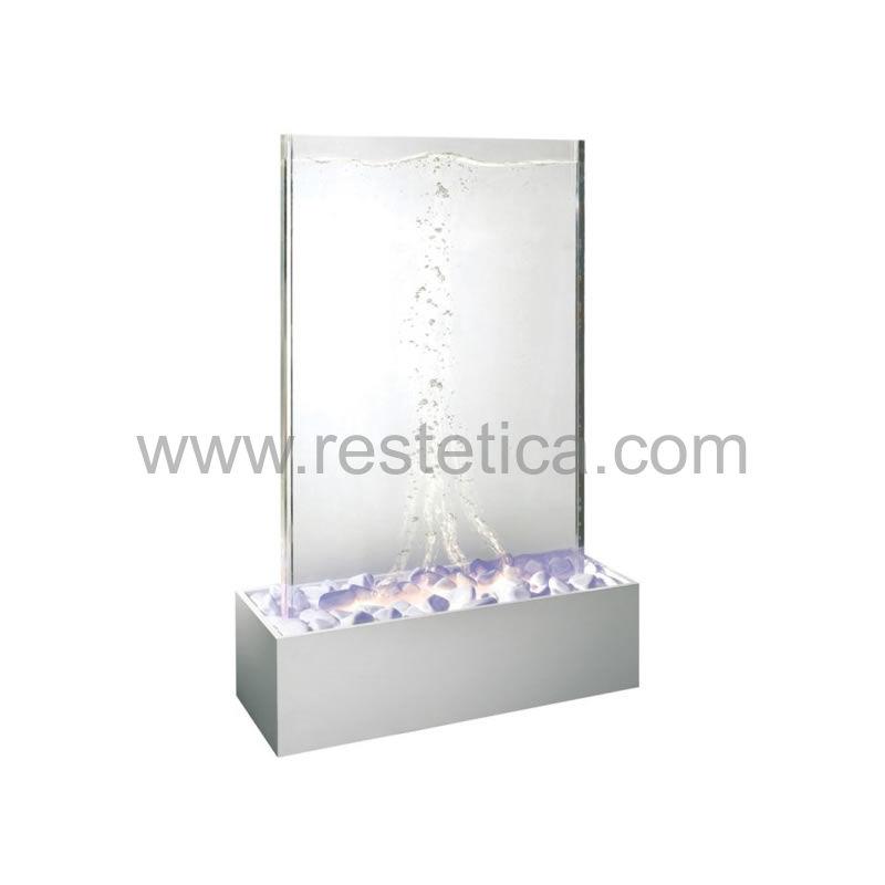 Cascata d'arredo Waterlilly ideale per zona reception hall