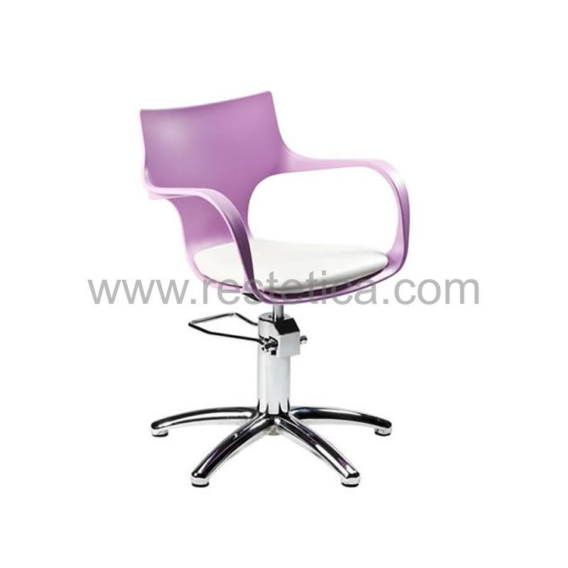 Postazione lavoro manicure completa di tavolo e sedie