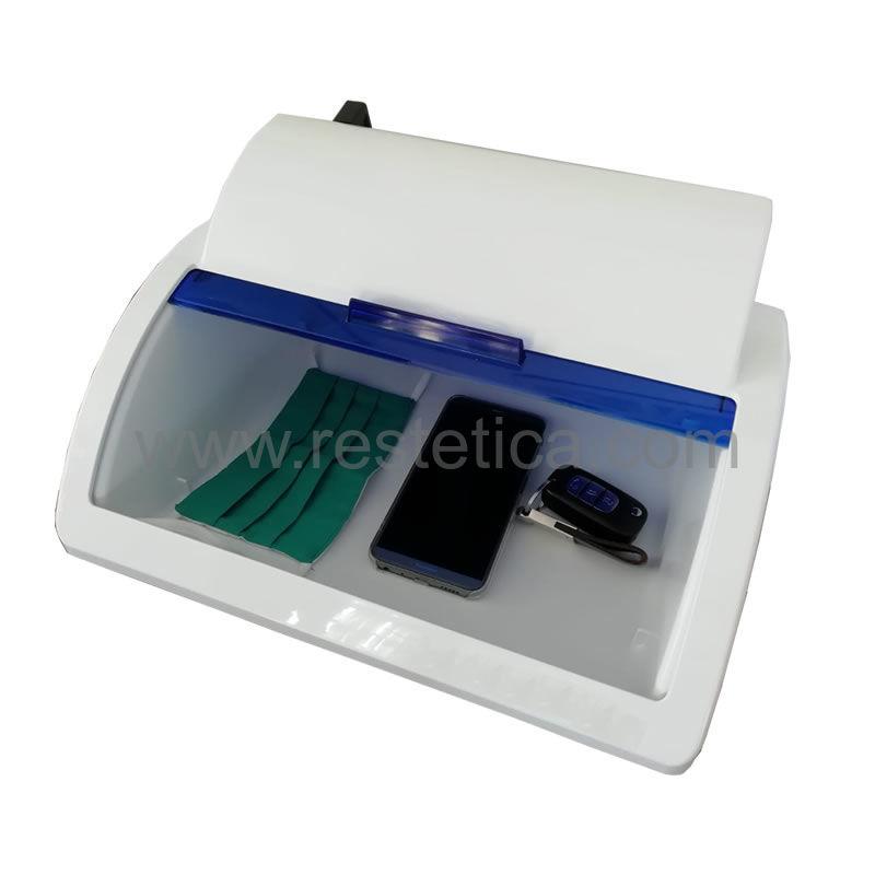 Sterilizzatore germicida a raggi UV con interruttore micro switch