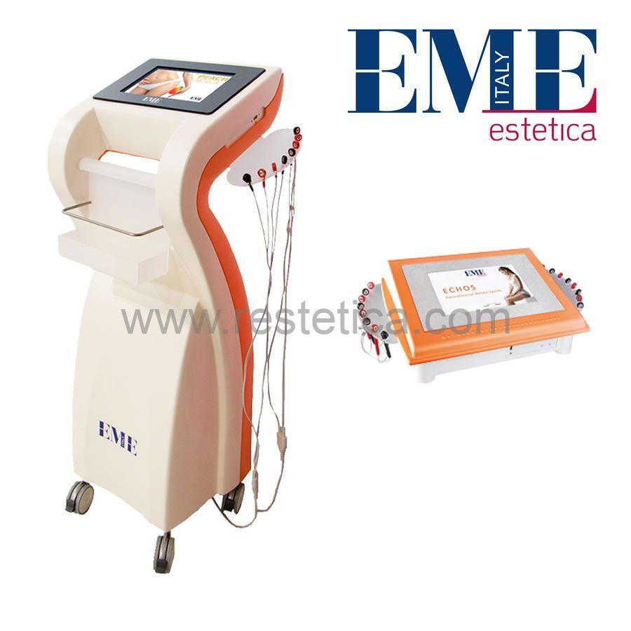 ECHOS by EME Estetica ElectroCeutical HOlistic System Cod EI1801
