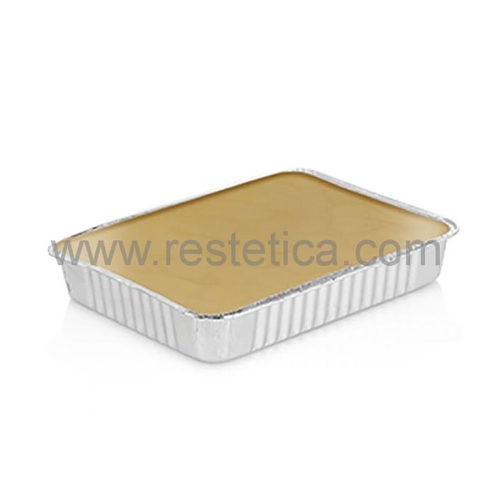Cera a caldo gialla senza utilizzo di strisce ideale per pelli normali - confezione da 1000 ml