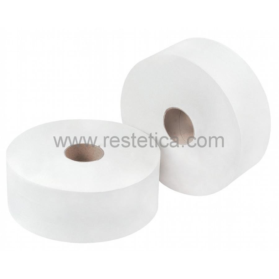 Carta igienica maxi doppio velo pura cellulosa 380m