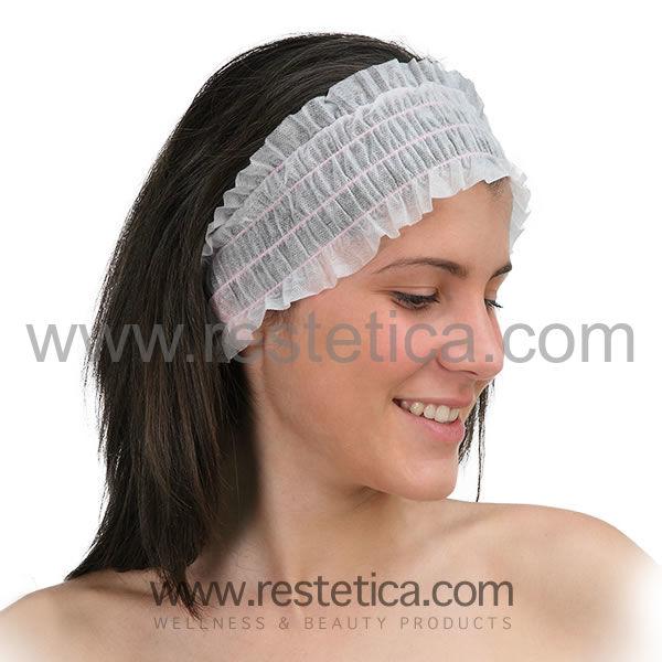 Confezione 1000 fasce per capelli imbustate singolarmente 8cd1b037a6e8