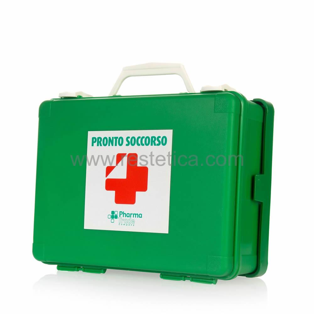 cassetta pronto soccorso pharma trade