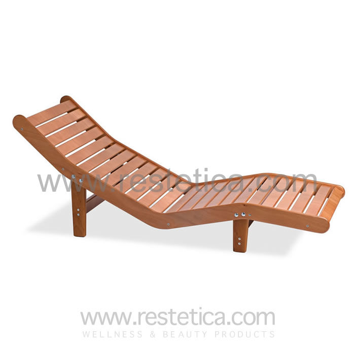 prix chaise longue en bois pour les piscines saunas chambres au sel. Black Bedroom Furniture Sets. Home Design Ideas