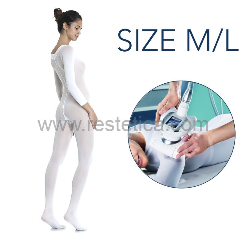 Bodysuit SkinSuit 60 size M / L compatible with machinery for LPG®, ICOON, Endermal and Vacum massage treatments