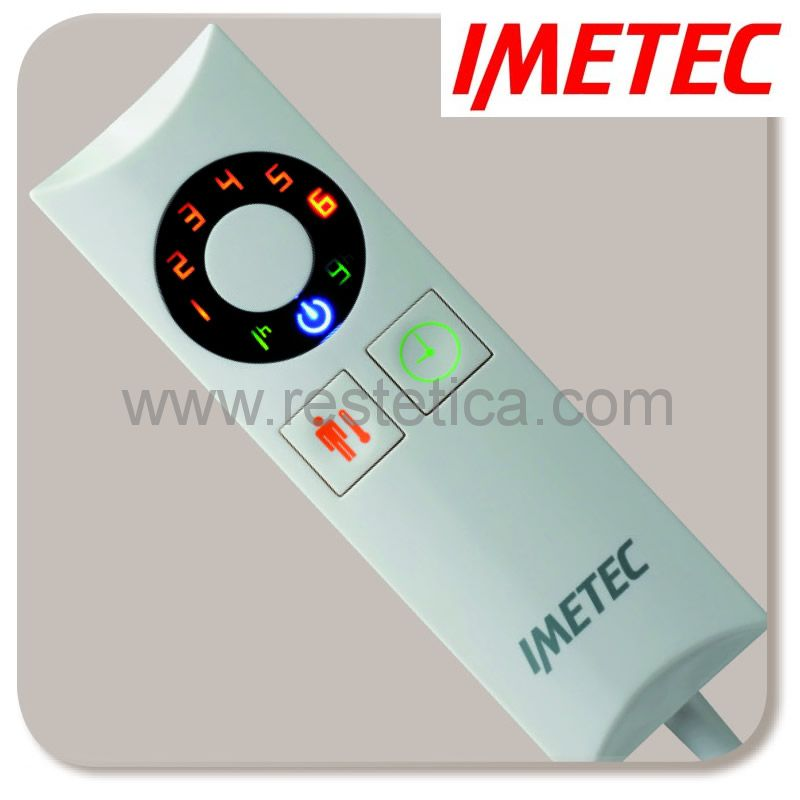 Elettrocoperta Imetec Termotronic 6483Z a 230Volt e potenza 150W Timer automatico - misure 190x120 cm